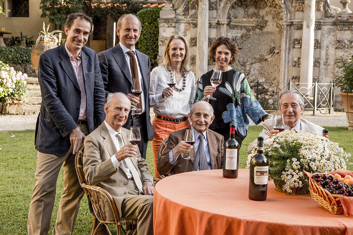 Frescobaldi family members active in the Company