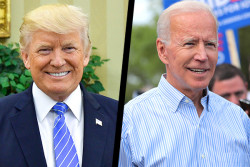 Donald Trump or Joe Biden will become the President of the United States after 3 November, 2020
